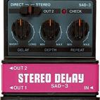Arion: SAD-3 Stereo Delay