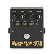 Tech 21: SansAmp GT2