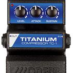 TC-1 Titanium Compressor