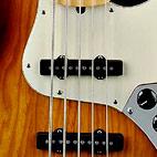 Fender: Deluxe Jazz Bass 5-String