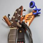 Wall-Axe: Soloist: Guitar & Accessory Hanger