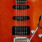 Squier: Satin Trans Fat Stratocaster HSS
