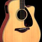 Yamaha: FGX730SCA