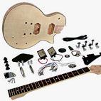 Saga: LC-10 Electric Guitar Kit
