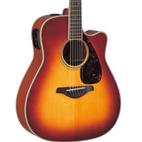 Yamaha: FGX720SCA