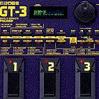GT-3 Guitar Effects Processor