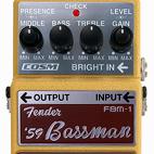 Boss: FBM-1 Fender '59 Bassman