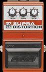 FX55 Supra Distortion