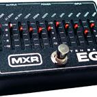 MXR M-108 10-Band EQ