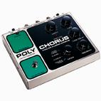 Electro-Harmonix: Stereo Polychorus