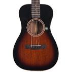 Journey Instruments: Overhead Travel Guitar Mahogany Sapele OF310 Burst