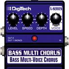DigiTech: Bass Multi Chorus