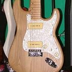 SX: Custom Handmade Vintage Series Stratocaster