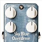 Mad Professor: Sky Blue Overdrive