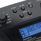 DGFX1 Guitar Multi Effects Pedal