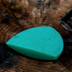 Hufschmid: Green Attack Drop Plectrum