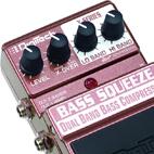 DigiTech: Bass Squeeze