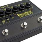 Tech 21: SansAmp 3-Channel Programmable Bass Driver DI