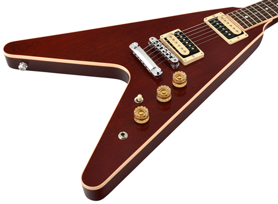 Flying V Pro 2016 HP Review: I play rough stuff too, but