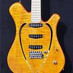 Trayser Guitars: Double Wing Custom