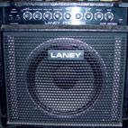 Laney: AOR ProTube 50w Combo