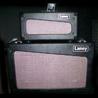 Laney: CUB Head & 212 Cab Half-Stack