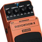 Behringer: XD300 Distortion-X
