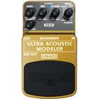 Behringer: AM400 Ultra Acoustic Modeler