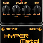 Boss: HM-3 Hyper Metal