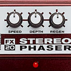 FX20 Stereo Phaser