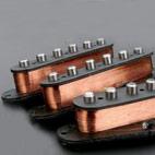 GFS: Premium II Alnico II Hand-Bevelled Strat Set