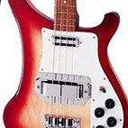 Rickenbacker: 4001