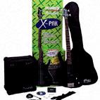 Washburn: XB100-30 Bass Pack