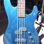 Charvel And Jackson: 3B Bass