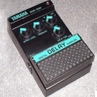Yamaha: DDS-20M Digital Delay Sampler