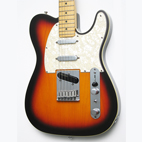 Fender: American Telecaster Plus Deluxe Version II