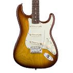 American Deluxe Ash Stratocaster