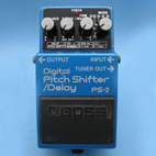 Boss: PS-2 Pitch Shifter / Delay