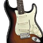 Fender: American Deluxe Stratocaster