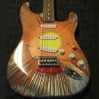 Fender: Mexican Splatocaster