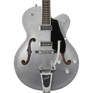 Gretsch: G5126 Silver Sparkle