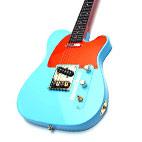 Moniker: Dixie Blue And Orange