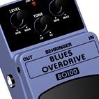 BO100 Blues Overdrive