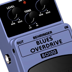 BO100 Blues Overdrive