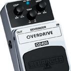 Behringer: OD400 Overdrive