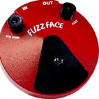 Dunlop: JD-F2 Fuzz Face