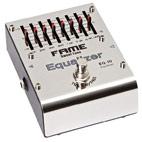 Fame: EQ-10 Sweet Tone Equalizer