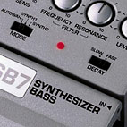 Ibanez: SB7 Synthesizer Bass