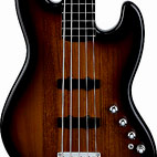 Deluxe Jazz Bass V Active
