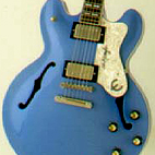 Epiphone: Noel Gallagher Supernova